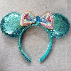 Jasmine Disney Ears